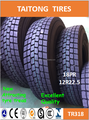 TAITONG BRAND Heavy Truck Tire 12R22.5 TR318 with global gloden supplier