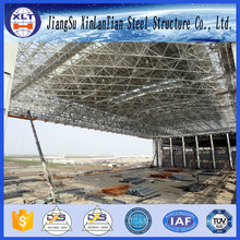 Anti-rust structural steel building for airport terminal