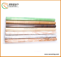 Decorative Protective Self Adhesive Roll PVC Film