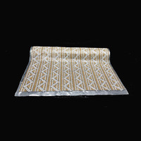 Latest Arrival attractive style pearl and rhinestone mesh trimmings with many colors