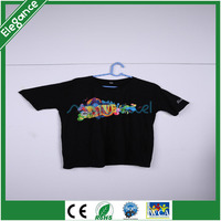 100% cotton hot selling promotional&gift magic tshirt