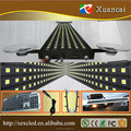Spanish keyboard led P14-6x64( 90x9.2cm) Taxi Truck Bus Suction cup brackets Glass window LED car sign