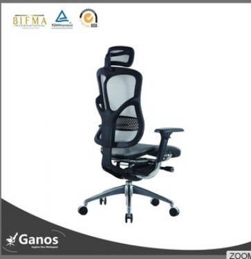 high quality mesh ergonomic office chair with steel arch frame