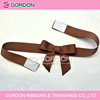 wholesale satin gift bows for decoration box