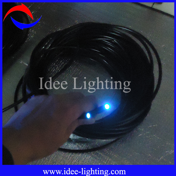 IP68 fiber optic swimming pool led light