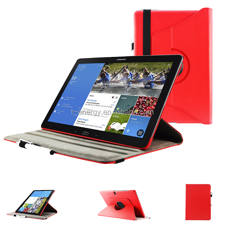 China Manufacturer Good Quality Leather Keyboard Case For Samsung Galaxy Note Pro 12.2