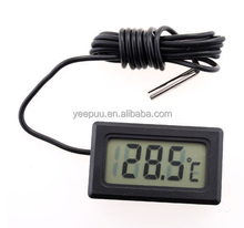 Mini LCD Digital Thermometer Humidity Hygrometer Temp Gauge Temperature Meter Monitor