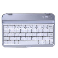 Aluminum Wireless Bluetooth Keyboard for Samsung Galaxy tab 7.0 P3100