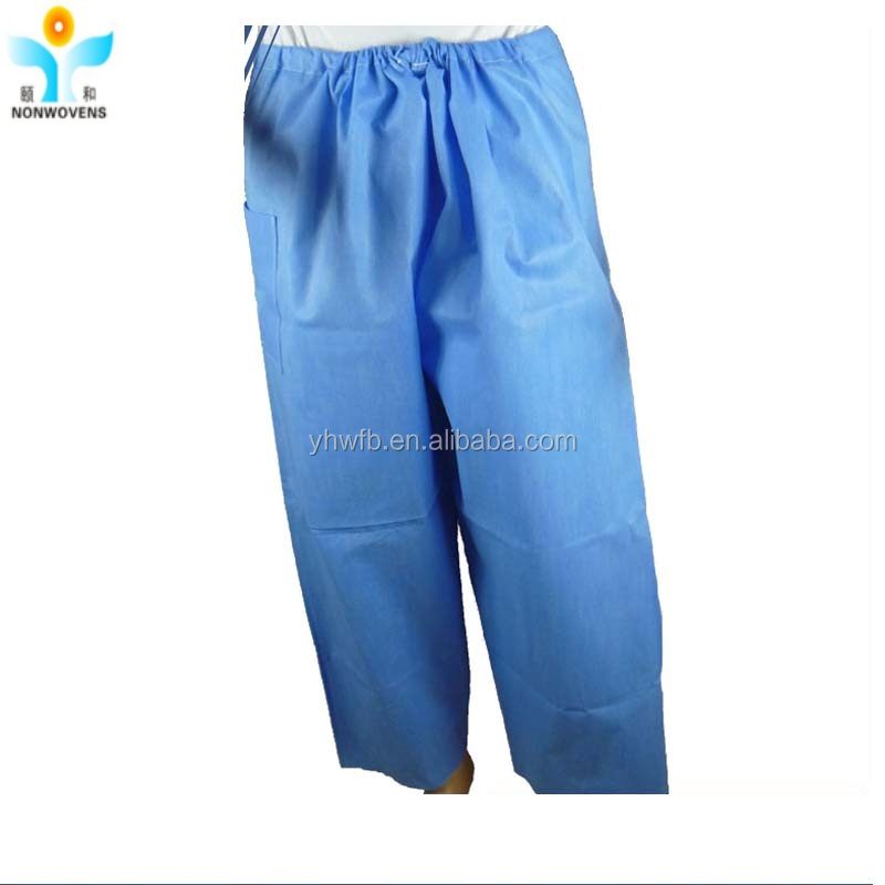 Adult Disposable Nonwoven PP Pants
