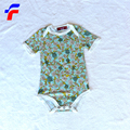Comfort Design Newborn Girl Infant Bamboo Bodysuit