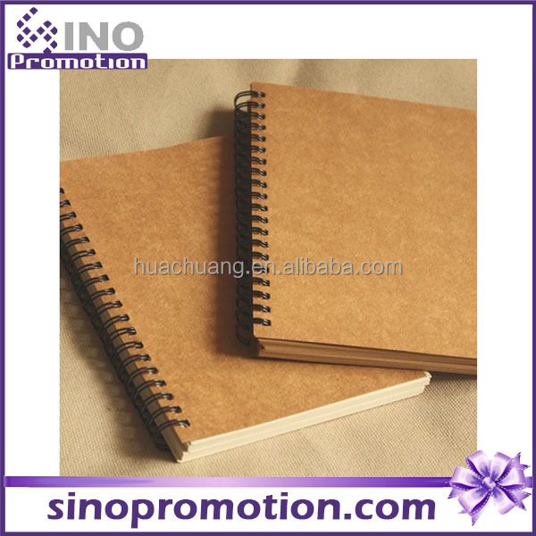 notebook wholesale custom,cheap stone paper diary spiral notebook with colored paper