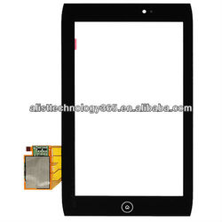 Touch Screen Glass Digitizer Lens Replacement For Acer Iconia Tab A100 / A101