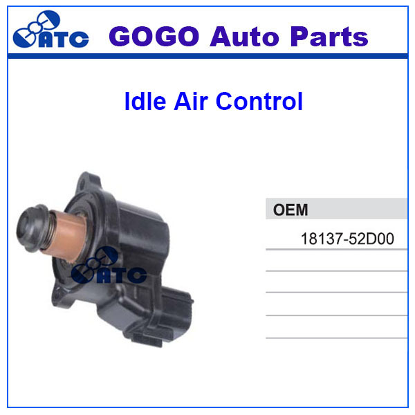 GOGO Idle Air Control Valve for FOR Suzuki 2.7L XL-7 Grand Vitara OEM AC508 18137-52D00 2H1312 1813752D00