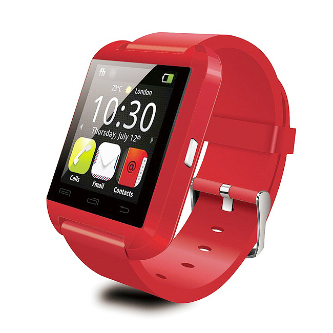 2018 Android mobile phones Cheap Touch Screen Pedometer Sport Smart Watch U8