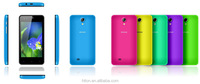 Cheapest 4inch MTK6572 dual-core android mobile phone 4inch with OEM logo china supplier