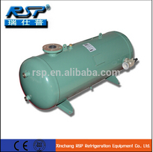 refrigeration parts horizontal liquid receiver