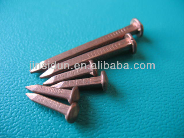 Square/Round Shank Copper <strong>Nail</strong>