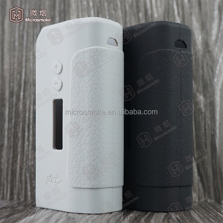 Temperature Control ipv 8 box mod Hot selling Authentic Pioneer4you iPV8 230w mod Silicone Case Cover hot sale 2017