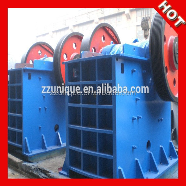 Compression Strength 320Mpa Mining Crushing Jaw crusher