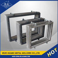 CS/SS yang bo metal bellow pipe stainless steel flange joint with tie rods