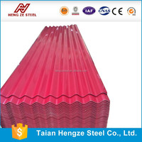 Best quotation alloy steel AISI 4140 4135 gauge thickness galvanized corrugated steel sheet