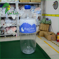 Giant PVC Advertising Inflatable Water Bottle With Logo Printing For Sale