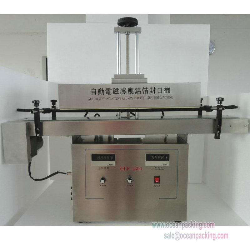 2015 unique wine cap sealing machine