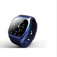 New Smart Bluetooth Watch M26 with LED Display / Dial / Alarm / Music Player / Pedometer for Android IOS HTC Mobile Phone