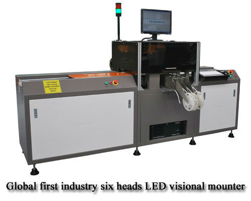 SMD mount /LED pick and place machine/Automatic Chip Mounter Model: LED640V