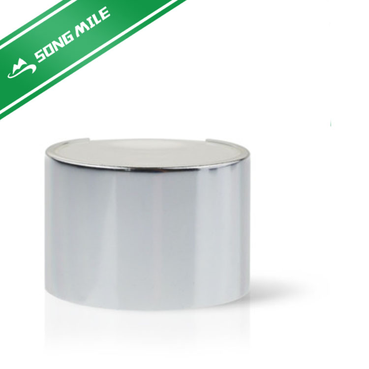 Plastic high quality disc top cap for bottles