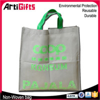 Best quality reusable promotional non woven folding bag