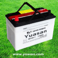 Newest Yuasan Hot Global Glass Fibre Rechargeable Lead Acid Dry Battery--NX120-7(12V80AH)