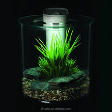 High Transparent Large Diameter PMMA Fish Tank Clear Acrylic Fishing Tank