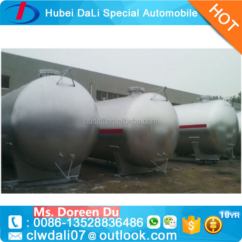 Carbon steel high quality LPG fuel storage tank cheap price