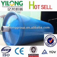 Horizontal Rotation Waste Tyre/Rubber Pyrolysis Machinery