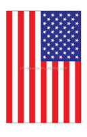 2015 design Best service OEM USA national flag paper air freshener