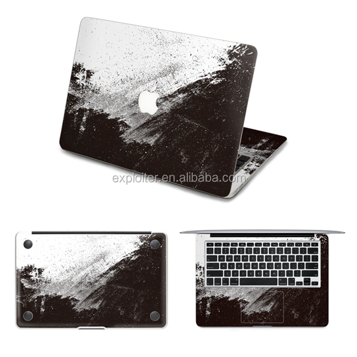 Vinyl decoration laptop skin for mac book pro 13 inch sticker