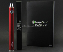 2014 buy electronic cigarette kanger evod vv battery evod battery necklace lanyard