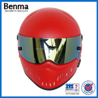 Popular red custom bluetooth motorcycle helmet designs