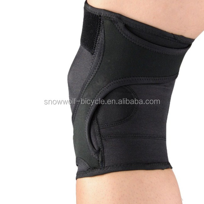 Professional Knee Support Strap Brace Pad Protector/ Sport Kneepad/ Kneecap