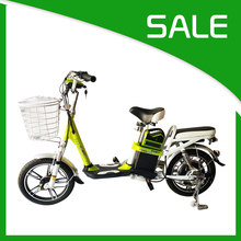 2017 new green city climbing powerful electric bike