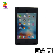 Manufacturer factory wholesale For ipad mini 4 silicone tablet case 8'' back pack cover
