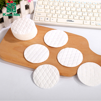 Oval Makeup Remover Brand Name Cosmetic Cotton Wool Pads