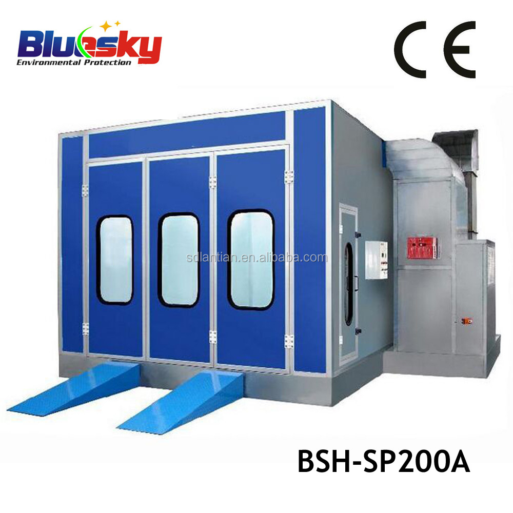 2016 first choice CE approved painting auto/auto paint booth /spray boot