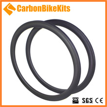 CarbonBikeKits 700c 45mm road bicycle tubular carbon road rims