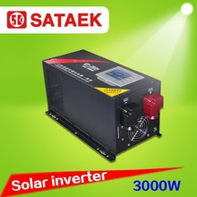 Off grid Solar inverter 3000w for the solar power system of samll house