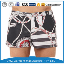 2017 beach wear men swimming costumes