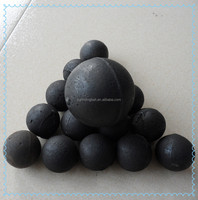 cast grinding ball with high chrome and low chrome for cement plant