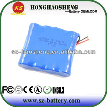 High Rate Battery OEM Service 14.8v 3000mAh li-ion battery pack for asus a32f9