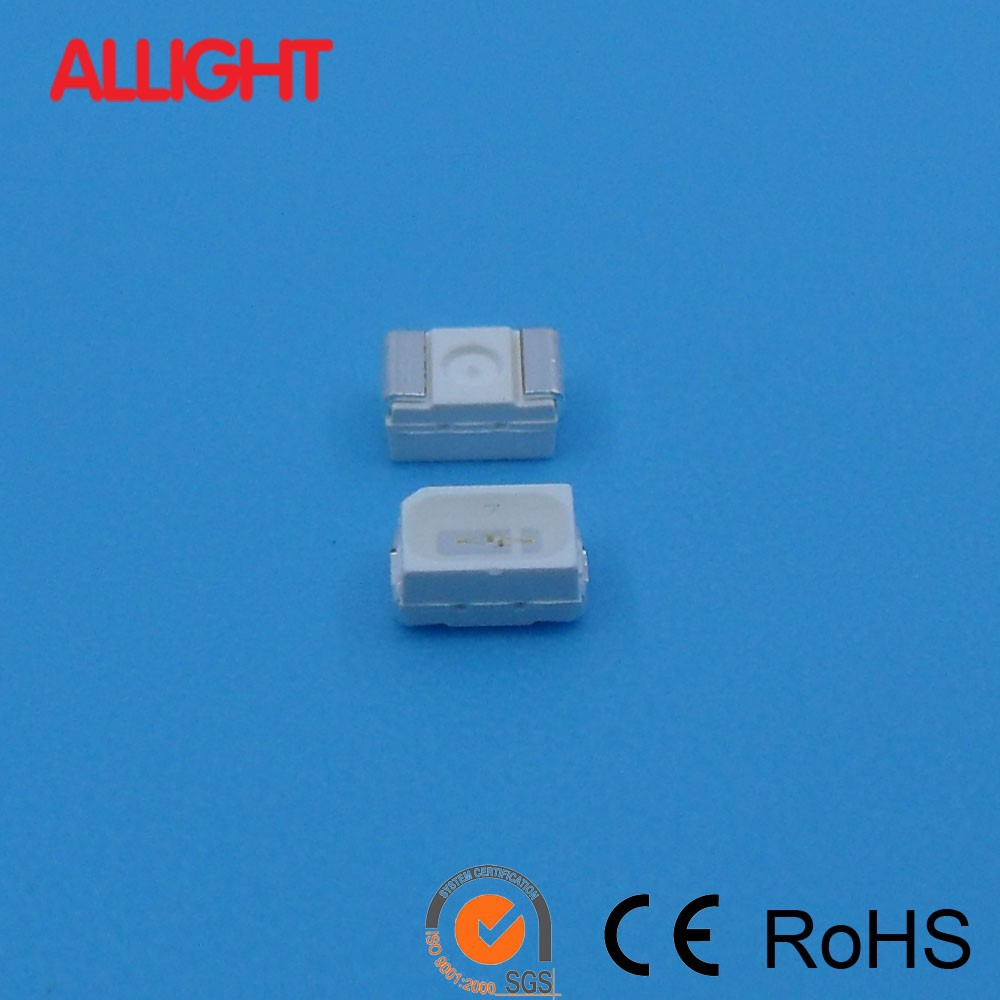 Hot sale green top led smd 3020